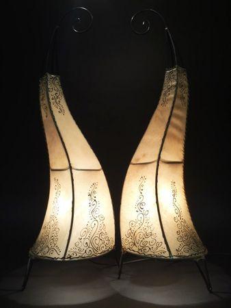 Floor Lamp Daya Natur, 70cm – image 5