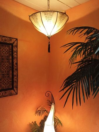 Ceiling Henna Lamp Dilay Natur – image 3