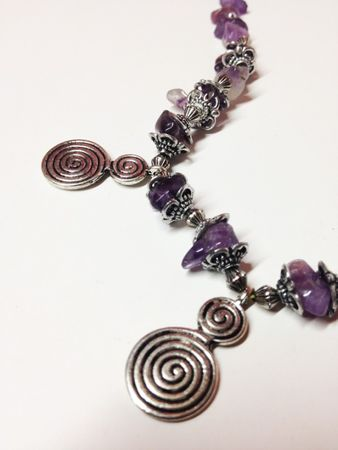 Oriental Necklace Nr. 6 – image 3