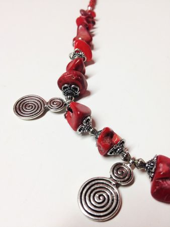Oriental Necklace Nr. 7 – image 3