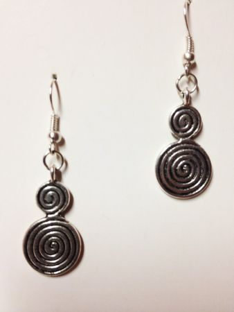 Ethno Earrings Nr. 1 – image 1