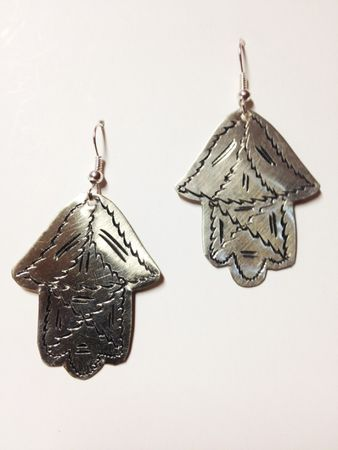 Moroccan Earrings Nr. 2 – image 1