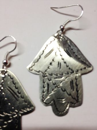 Moroccan Earrings Nr. 2 – image 2