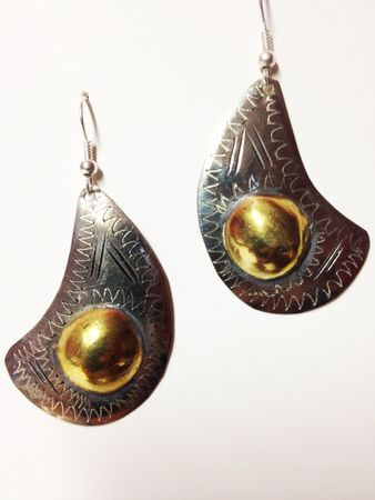 Moroccan Earrings Nr. 4 – image 1