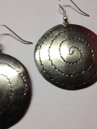 Moroccan Earrings Nr. 8 – image 2