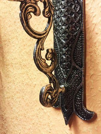 Oriental Lantern Hook Arub - Silver – image 2