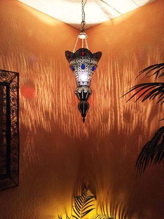 Oriental Lamp Baysan - Silver – image 4