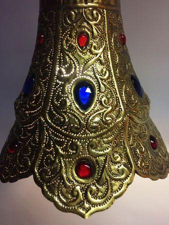 Indian Lamp Ilgin - Gold – image 2