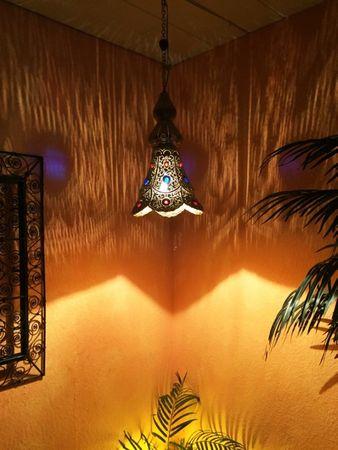 Indian Lamp Ilgin - Gold – image 4