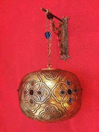 Oriental Lamp Ishraq - Gold – image 5