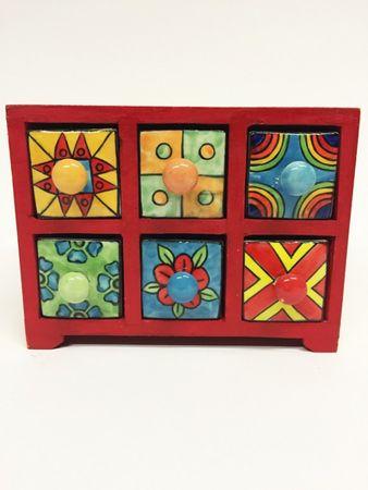 Oriental Mini Cabinet Ikhlas – image 1