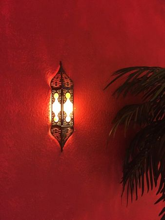 Orient Wall Light Appsara - Orange – image 3