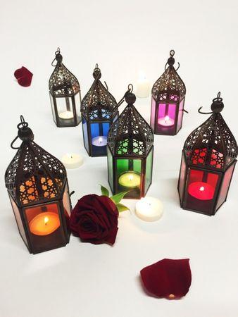 Oriental Lantern Meena - Colorless – image 5