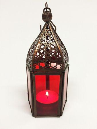 Oriental Lantern Meena - Red – image 1