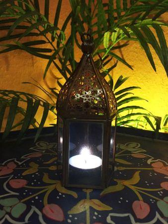 Oriental Lantern Meena - Blue – image 3