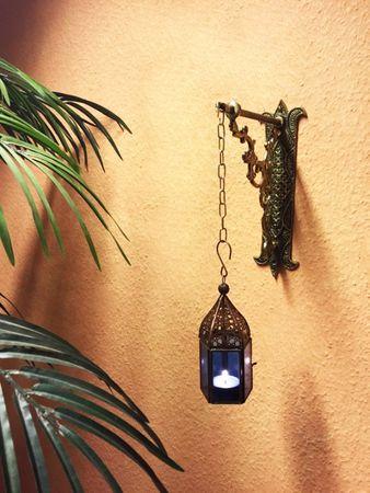 Oriental Lantern Meena - Blue – image 4