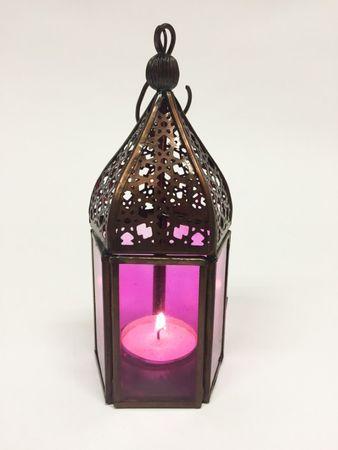 Oriental Lantern Meena - Pink – image 1