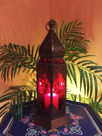 Orient Lantern Bushra - Red – image 3