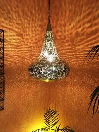 Ceiling Lamp Namika - Silver colored – image 3