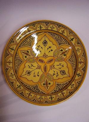 Oriental Ceramic Plate Alima