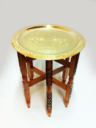 Oriental Table Iman - Gold, 40cm – image 1