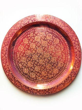 Oriental Table Iman - Copper, 60cm – image 3