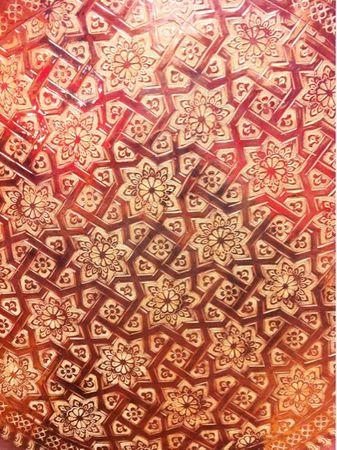 Oriental Table Iman - Copper, 60cm – image 4