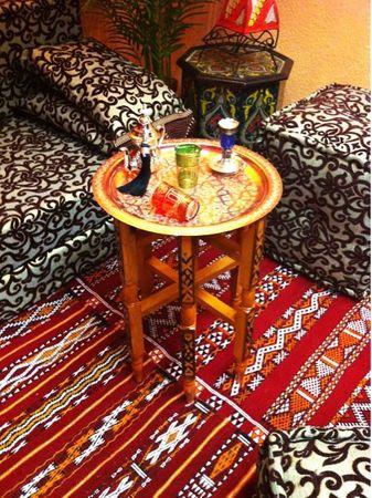 Oriental Table Iman - Copper, 40cm – image 2