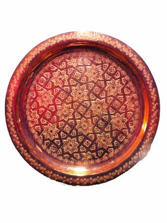Oriental Table Iman - Copper, 40cm – image 3