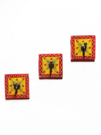 Set of 3 Wardrobe Hook istari 4 – image 1