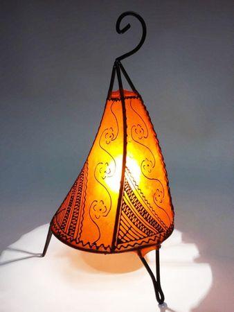 Floor Lamp Kayra - orange 38cm – image 4