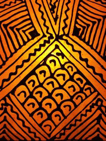Floor Lamp Emira - orange 43cm – image 2