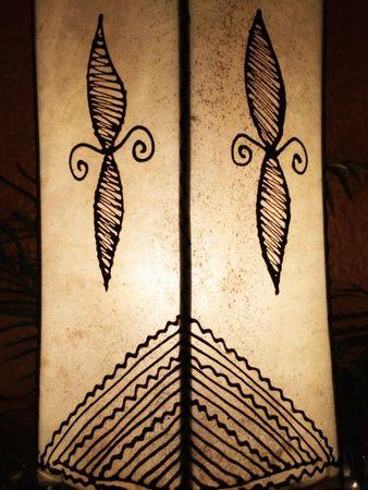 Floor Lamp Neslihan - nature 80cm – image 3