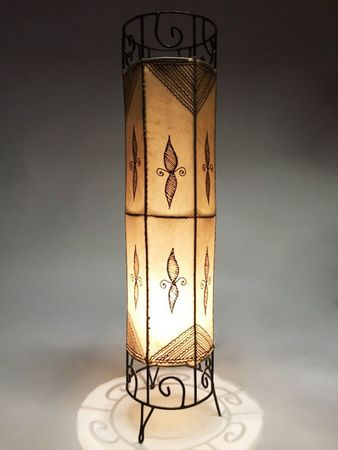 Floor Lamp Neslihan - nature 80cm – image 4