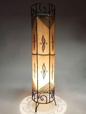 Floor Lamp Neslihan - nature 80cm – image 4