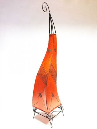 Floor Lamp Mehtap - orange 100cm – image 5