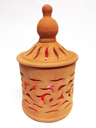 Orient Wind light terracotta Eleanora – image 1