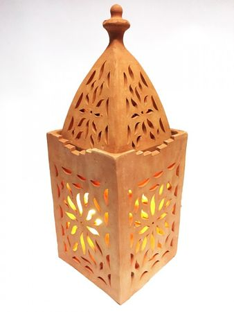 Orient Wind light terracotta Tasmin – image 1