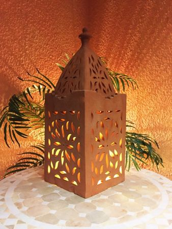 Orient Wind light terracotta Tasmin – image 5