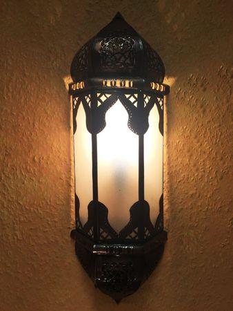 Oriental Wall Lamp Suleika white – image 1