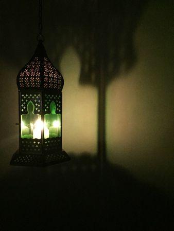 Arabian Lantern Dilip green – image 4