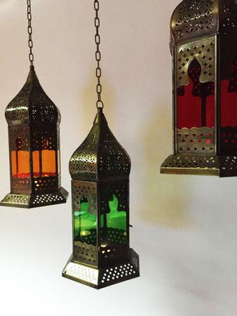 Arabian Lantern Dilip green – image 5