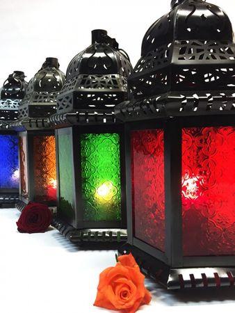 Moroccan Lantern Shyama Green – image 5