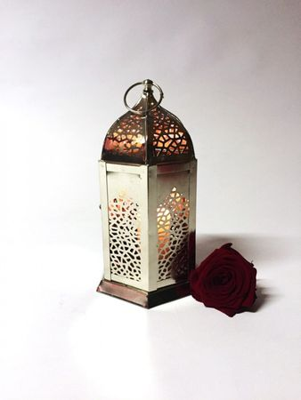 Oriental Indian Lantern Fida small – image 4