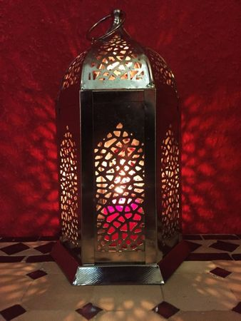 Oriental Indian Lantern Fida small – image 3