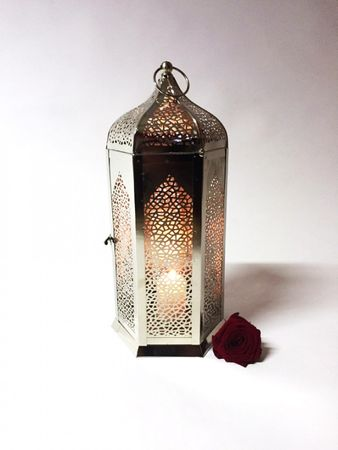Oriental Indian Lantern Fida large – image 4
