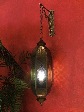 Oriental Hanging Lantern Kalidas – image 2