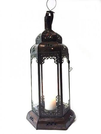 Oriental Lantern Bayan Clear - 50cm – image 1