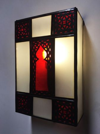 Oriental Wall Light Behiye – image 5