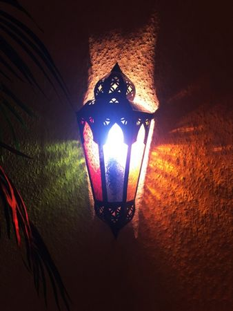 Oriental Wall Light Beyza – image 6